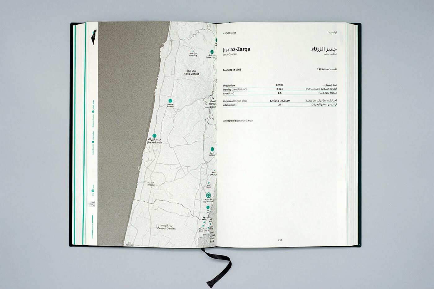 Atlas of Palestinian Communities in Israel • ISBN 978-3-033
